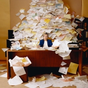 Fight email overload: space, time, action and reflection (Credits - 2time-sys.com)