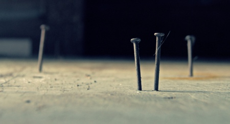 Stop thinking that all your problems are nails and that you need a hammer! (Credits - Adam Rosenberg / FlickR)