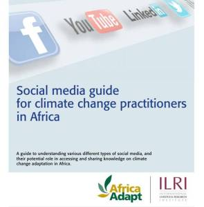 The social media guide for African climate change practitioners