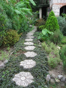 Workshops are just like stepping stones on our sense-making and trust-building pathways (Credits - Xeeliz / FlickR)