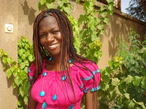 Jocelyne Yennenga Kompaore, KM pioneer (Credits: Performances)
