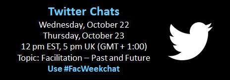 International Facilitation Week hosts chat events (credit: Martin Gilbraith / IAF)