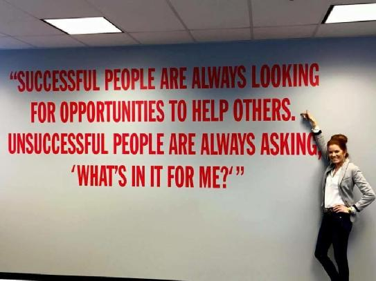 Of successful people, and other people... (Credits: ??)